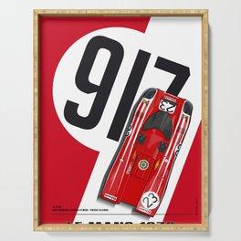 917 Herrmann- Attwood Serving Tray