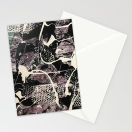 Under the Earth Stationery Cards