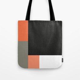 Halloween 1 #midcentury #halloween #abstract #art #design #modern #composition #buyart #home #decor Tote Bag