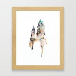 Wilhelm Kaiser Church Framed Art Print