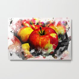 Fruits and berrys I Metal Print