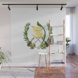 cost of arms of Guatemala Wall Mural