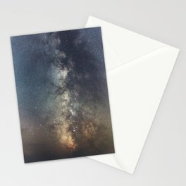 Portrait of a Galaxy Stationery Cards