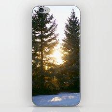 sun leak iPhone & iPod Skin