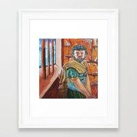 greek Framed Art Prints featuring Greek by ArtEmpowered