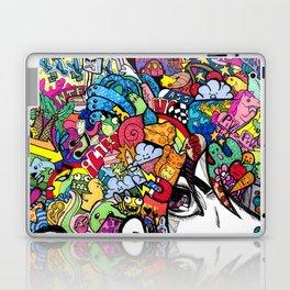 hair Laptop & iPad Skin