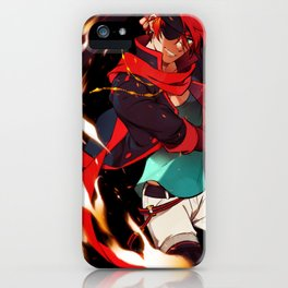 Lavi iPhone Case