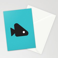 Fishie Stationery Cards