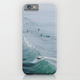 lets surf ix iPhone Case