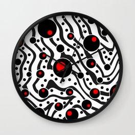 Decorative motif Wall Clock