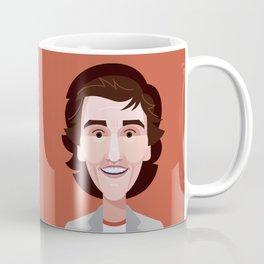 Comics of Comedy: Tig Notaro Coffee Mug