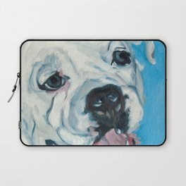 Atlas the Boxer Laptop Sleeve