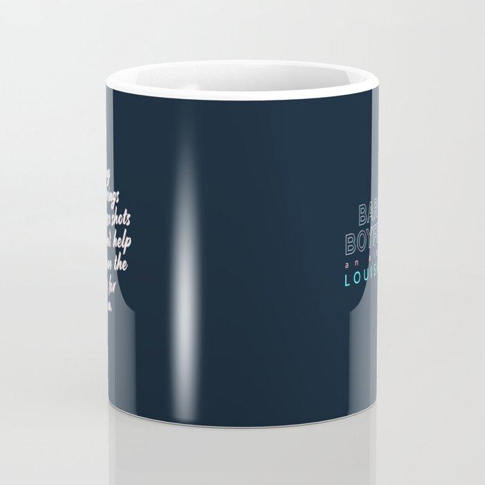 Barista Boyfriend - Heart Strings Coffee Mug