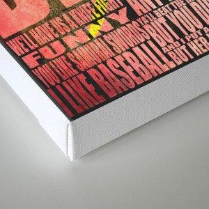 Kill Bill redux Canvas Print