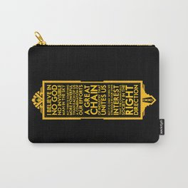 The Great Chain Carry-All Pouch