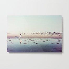 Ocean Beach, San Diego Metal Print