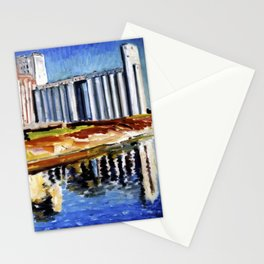 FIVE ROSES FLOUR REFINERY II Stationery Cards