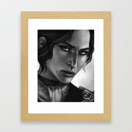 Dragon Age - Josephine Framed Art Print