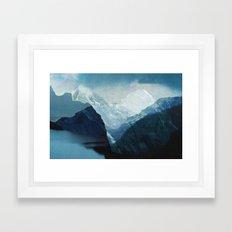 Untitled 20140114o Framed Art Print
