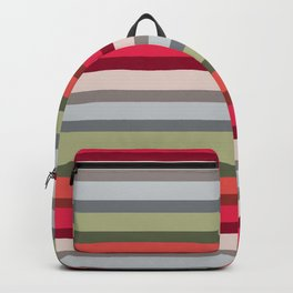 Accordion Fold Series Style H Backpack