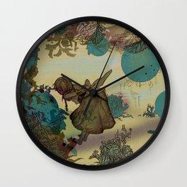 sweet nite Wall Clock
