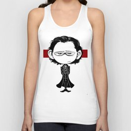 Little Sir Thomas Sharpe Unisex Tank Top