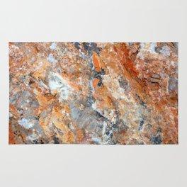 Rusty Rock Textures 47 Rug