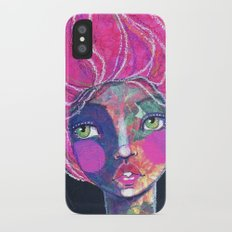 YOU ARE LIMITLESS iPhone X Slim Case