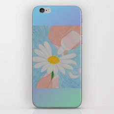 Loves Me...Loves Me Not iPhone & iPod Skin