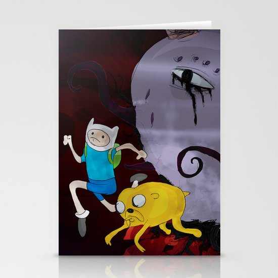 Adventure Time! Stationery Cards