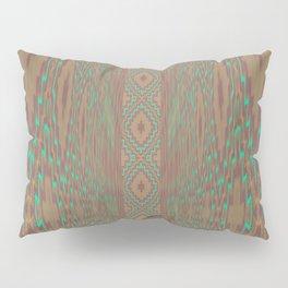 Pallid Minty Dimensions 5 Pillow Sham