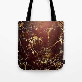 KINTSUGI  ::  Accept Fate Tote Bag