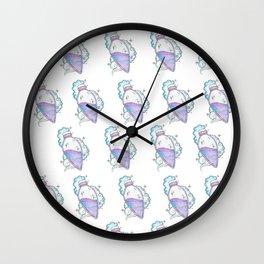 Estampado poción Wall Clock