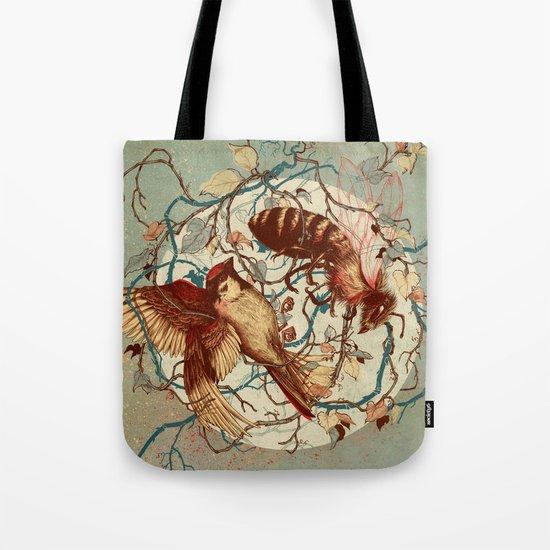 Honey & Sorrow Tote Bag