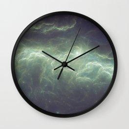 Cloud.Escape Wall Clock