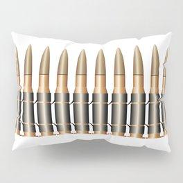 Bullet Belt Pillow Sham