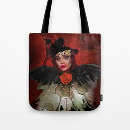 Just a Lady Tote Bag