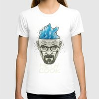 heisenberg T-shirts featuring Heisenberg by Maioriz Home