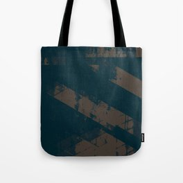 Abstract_Blue Tote Bag