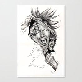 Capgras Canvas Print