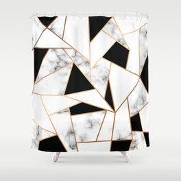 Marble III 003 Shower Curtain