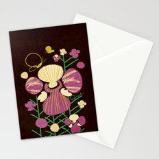 Floral Flower Artprint Stationery Cards