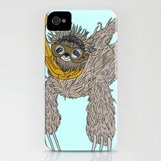 Impulsive Sloth Slim Case iPhone (4, 4s)