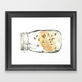 Captives: The Bee Jar Framed Art Print