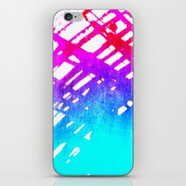 Performing color iPhone Skin