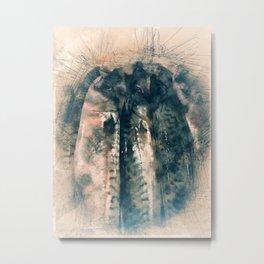 Pesci II Metal Print