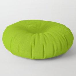 Lime Green Floor Pillow
