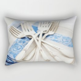 Dinner Rectangular Pillow