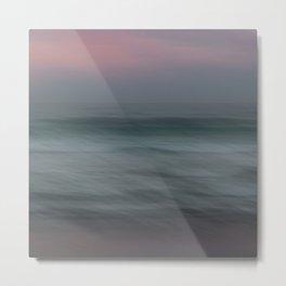 The Sea, the sea Metal Print