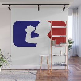 MLD Major League Drinking Wall Mural